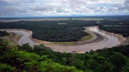 Sungai Paling Angker di Indonesia