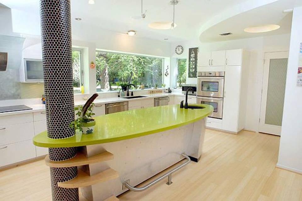 Construindo minha casa clean decora o de cozinhas for Lavatorio cocina
