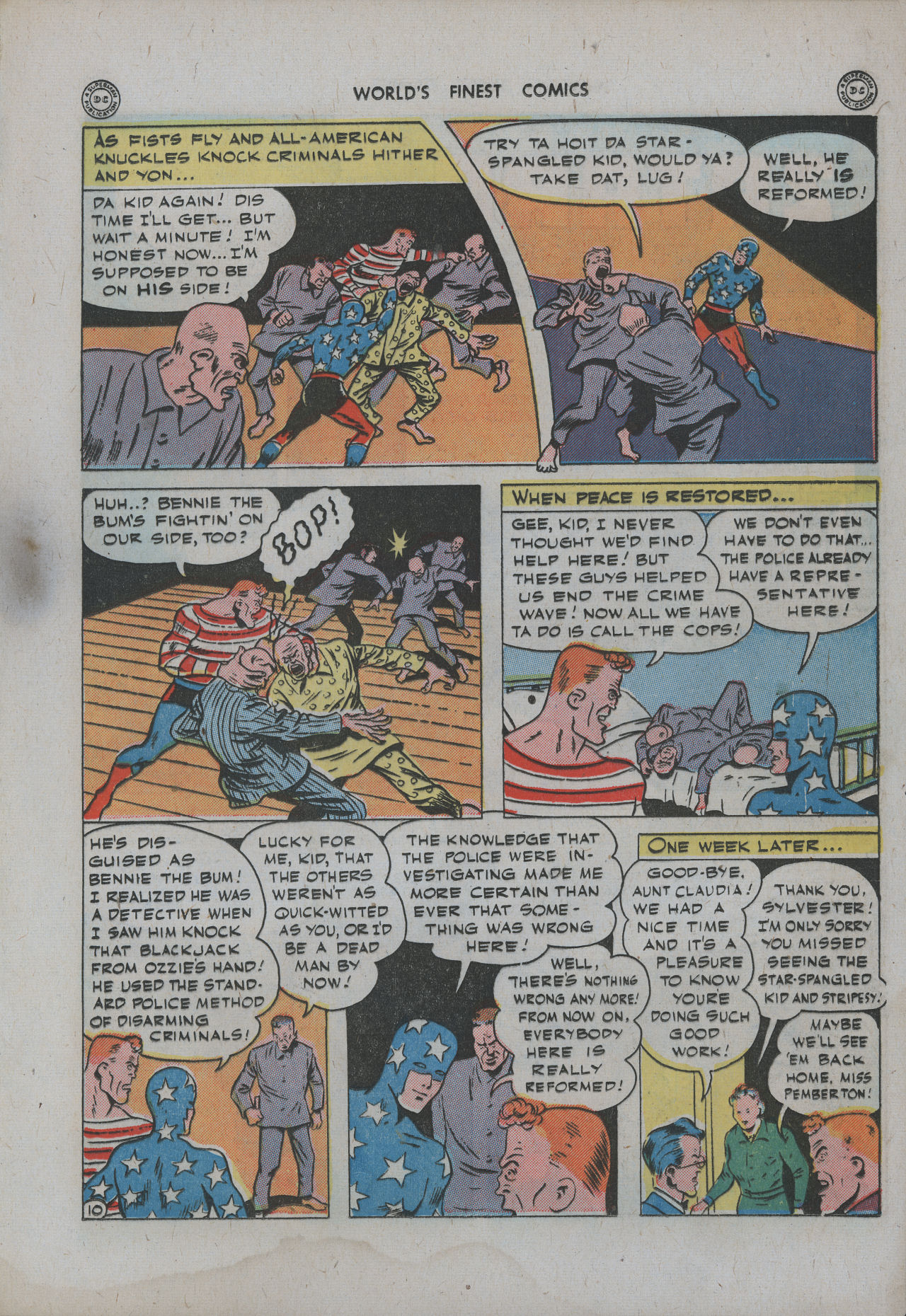 Read online World's Finest Comics comic -  Issue #15 - 26