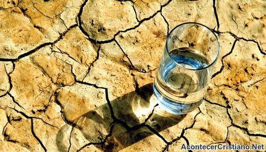 Ecasez de agua en el mundo en  2030