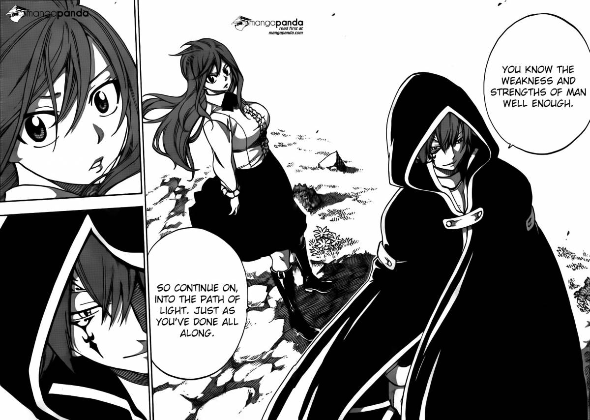 Fairy Tail Ch 416: Tartaros Arc (Last Chapter)