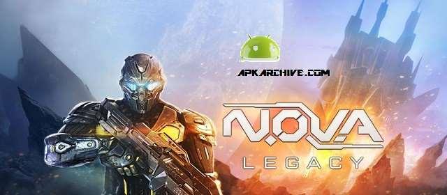 Android N.O.V.A Legacy Aksiyon Oyun apk indir