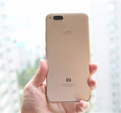 Xiaomi Mi 5X Photo Gallery & First look
