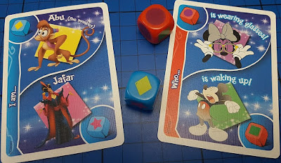 Disney Charades cards from Esdevium Games (review)