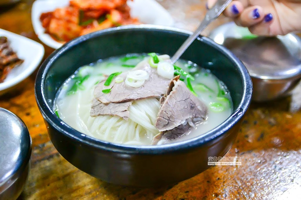 大邱必吃美食,牛血湯飯,大邱傳統湯飯,國一牛血湯飯,대구전통따로