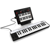 Tastiera controller iRig KEYS per Mac, iPhone, iPod touch, iPad e Win