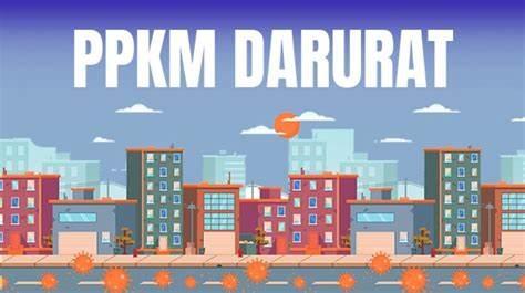 Terbaru, Jokowi Umumkan Perpanjangan PPKM Darurat hingga 25 Juli