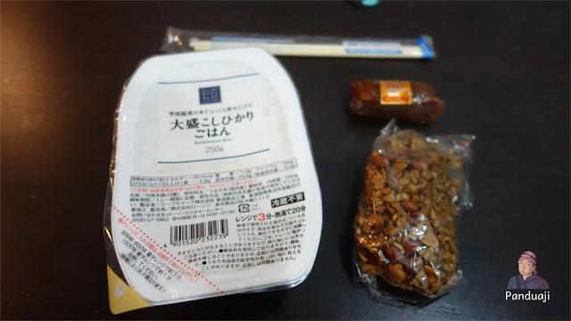 Sarapan Hemat di Jepang