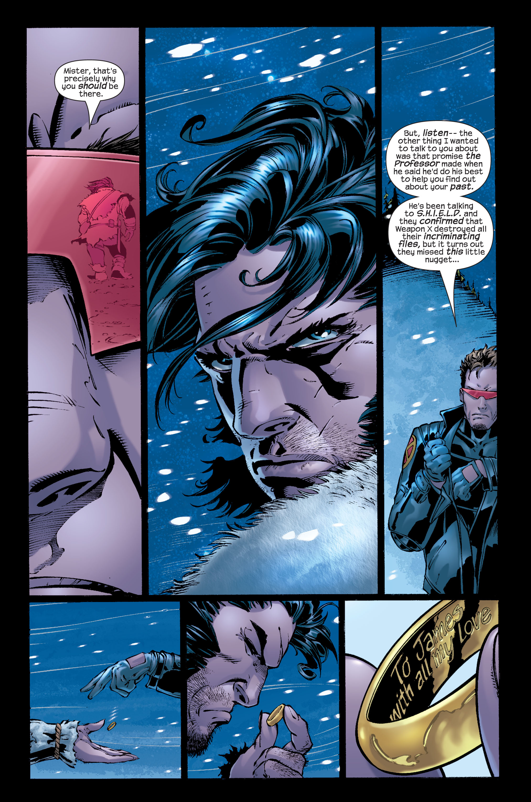 Read online Ultimate X-Men comic -  Issue #33 - 19