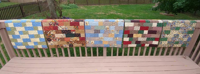 Debbie Mumm charity quilts