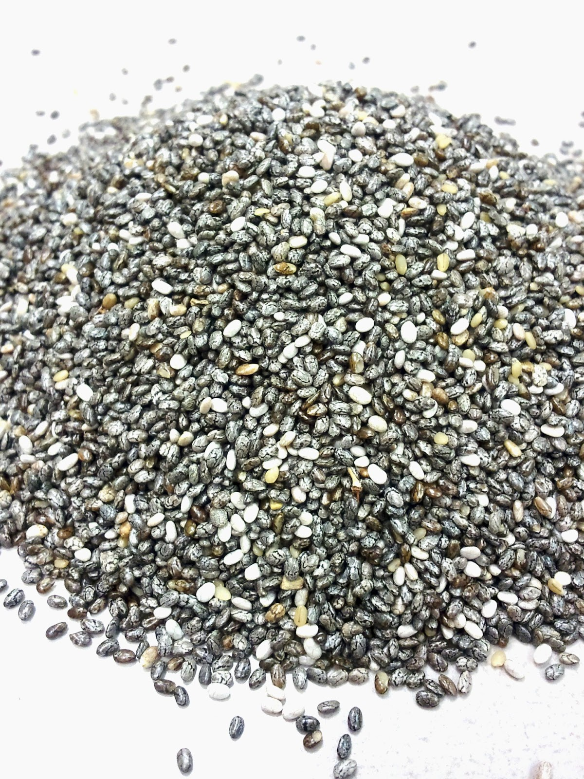 Chef Cathy The Nutritionist: Health Benefits of Chia Seeds
