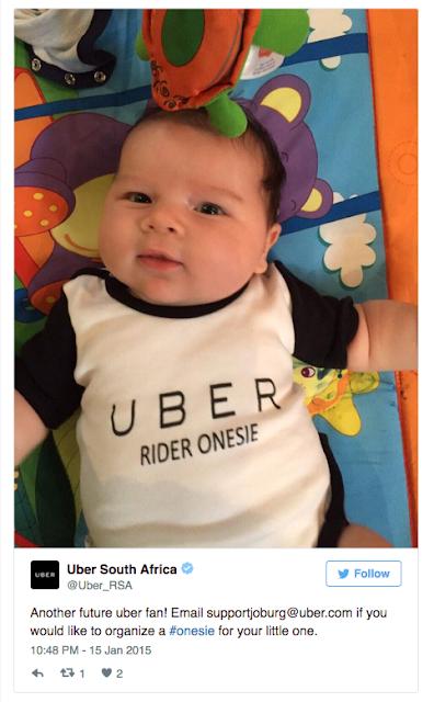 uber baby