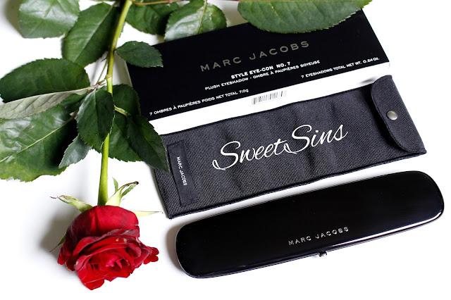 Marc Jacobs * The Starlet * Paleta :)