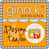 Photo Gina K Designs Design Team Member