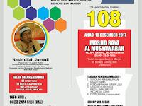 Sekolah Memakmurkan Masjid Dibuka di Jakarta, Yuuk Gabung!!