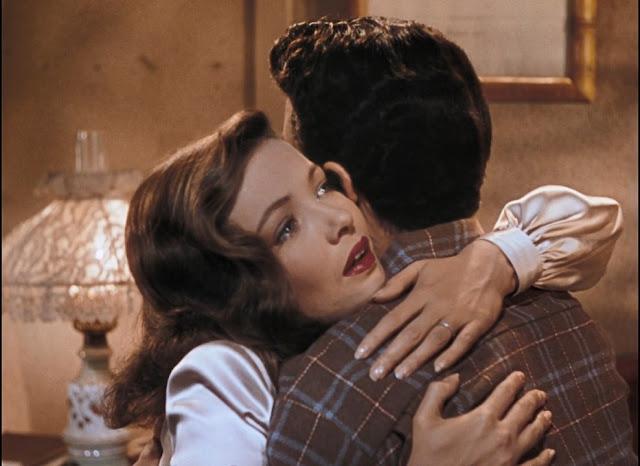 Gene Tierney, Cornel Wilde - Leave Her to Heaven (1945)