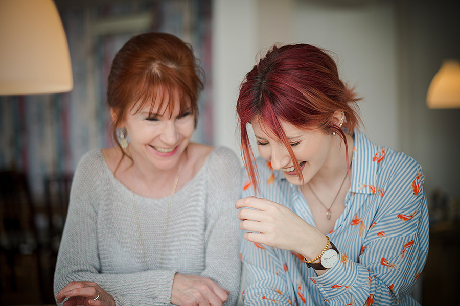 A letter of love and appreciation for my mum on Mother's Day