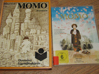 Momo beim kleine großen Glück