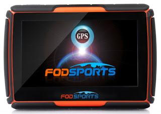 Spesifikasi GPS Fodsports 4.3