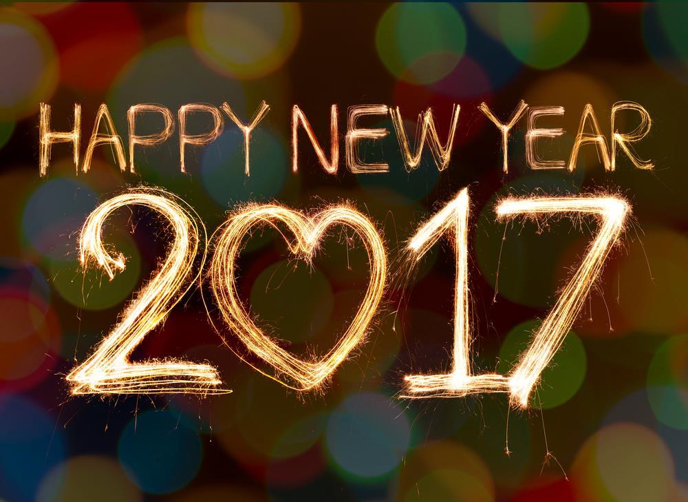 Bonne année 2017!!!!
