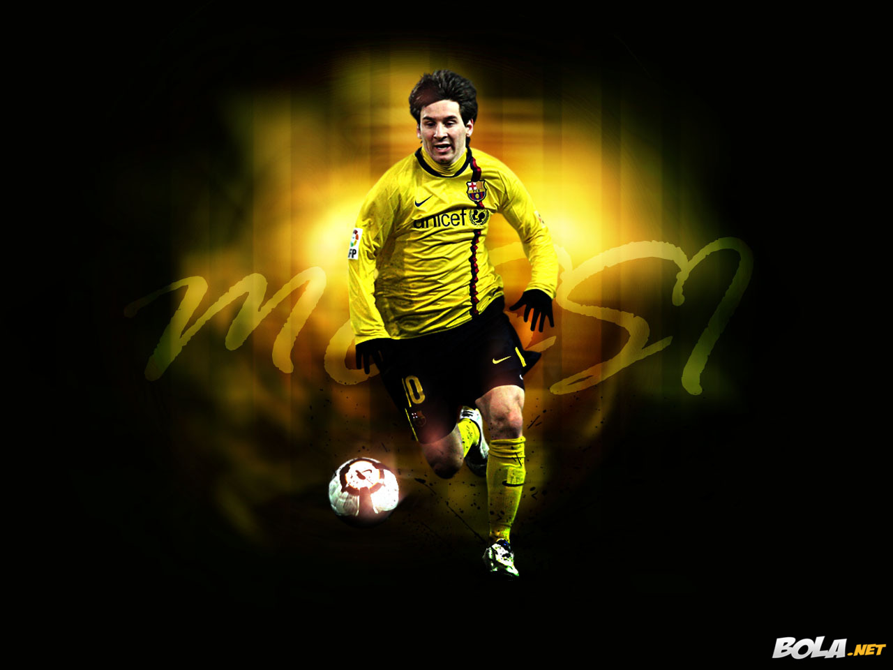 Lionel Messi HD Wallpapers - Spirit Players