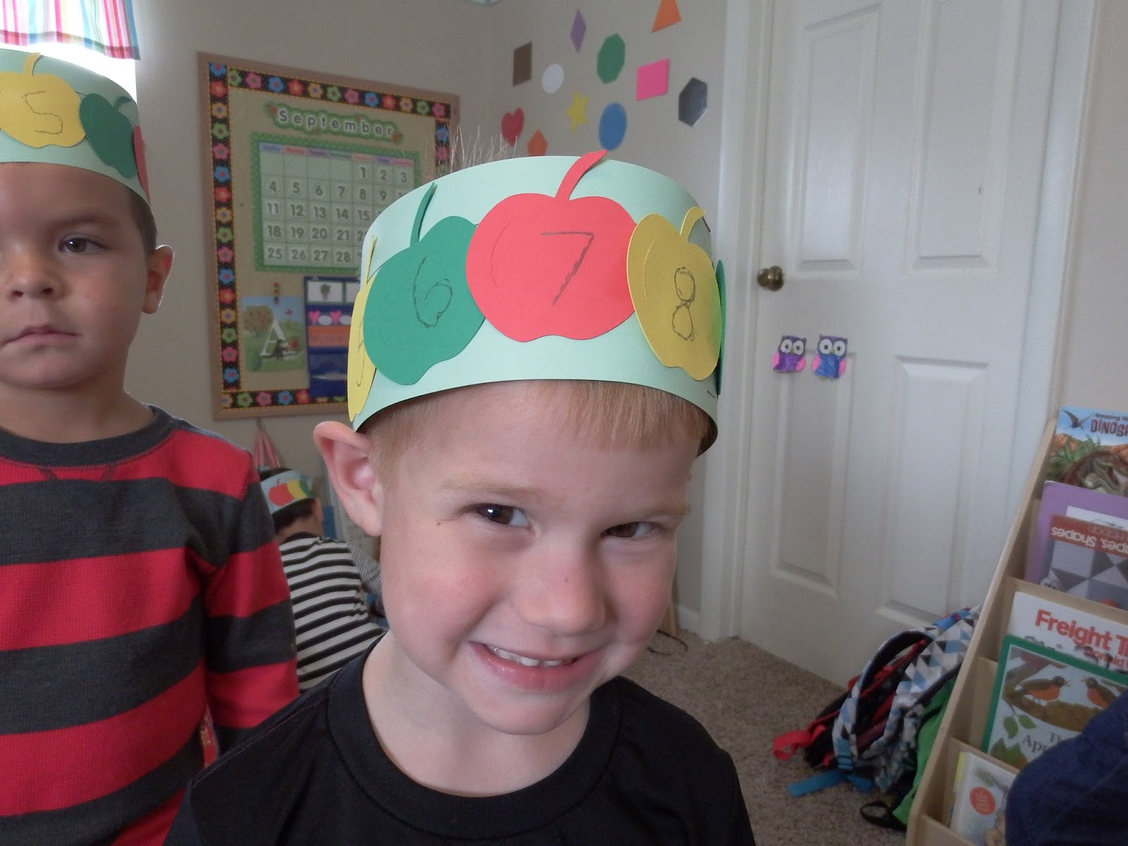 Chipman's Corner Preschool: A Is For Apple