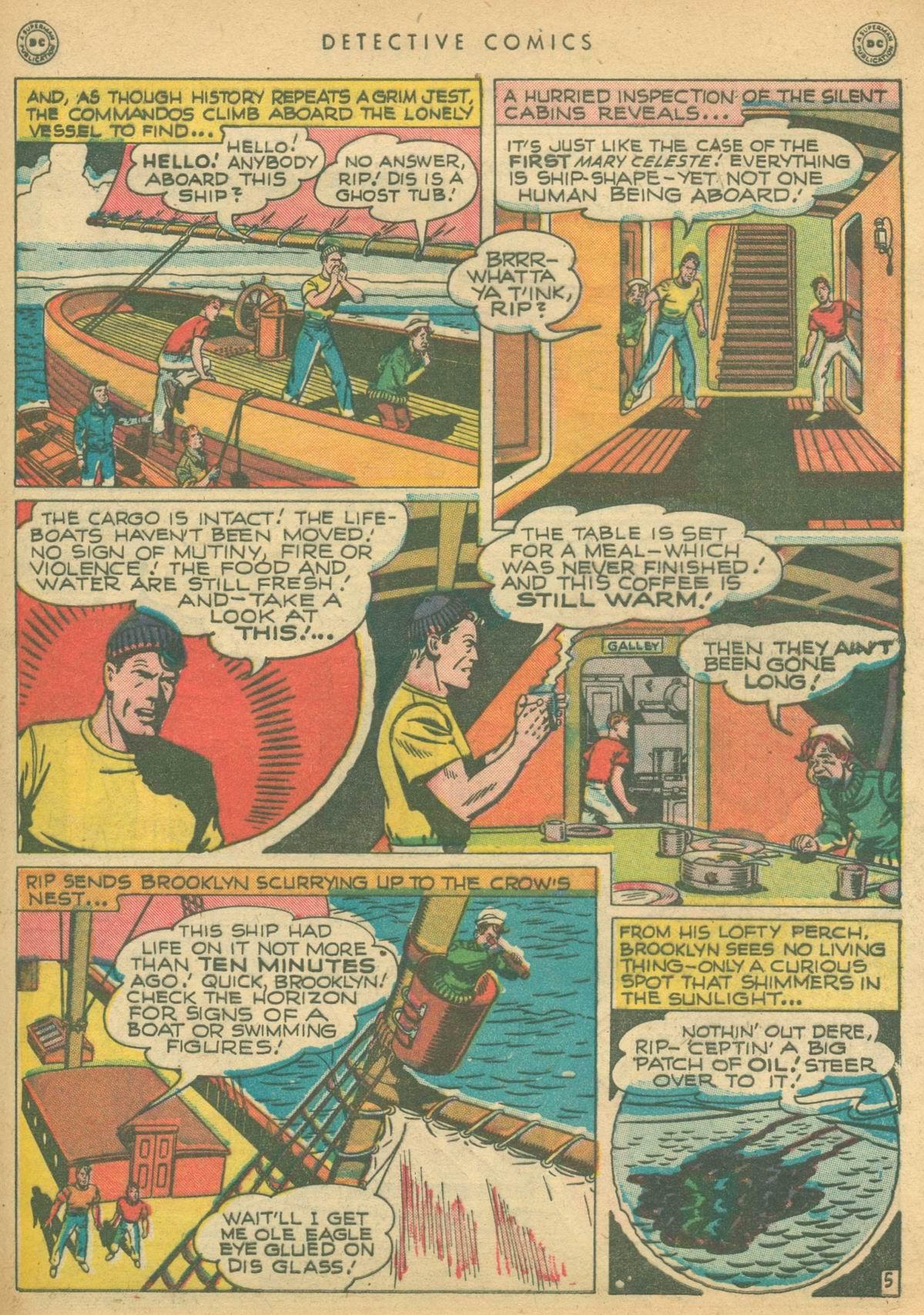 Detective Comics (1937) 138 Page 40