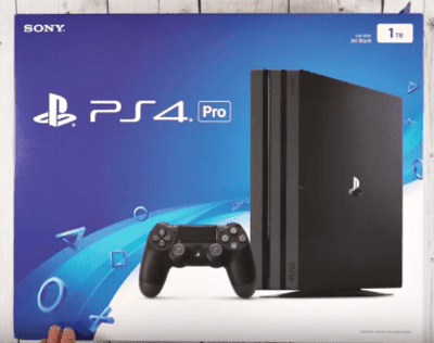Playstation 4 Pro Package