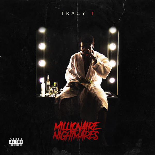 Tracy T - Millionaire Nightmares Cover