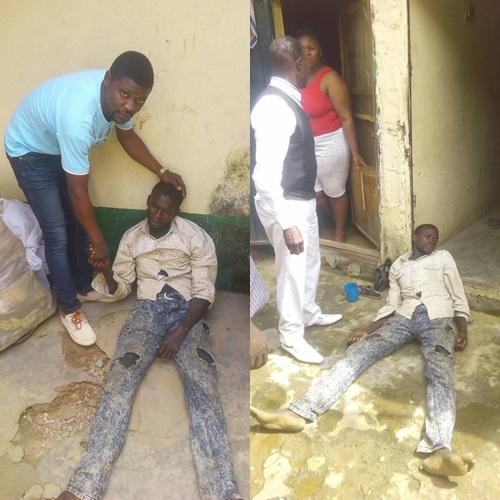 Man Found Unconscious After Spending Days In Wardrobe Out Of Fear During Kaduna Killings