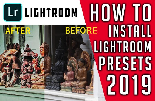 How to install adobe lightroom preset pack 2019 free download