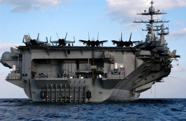 سفينة حربية تركية سريعة تغادر المغرب