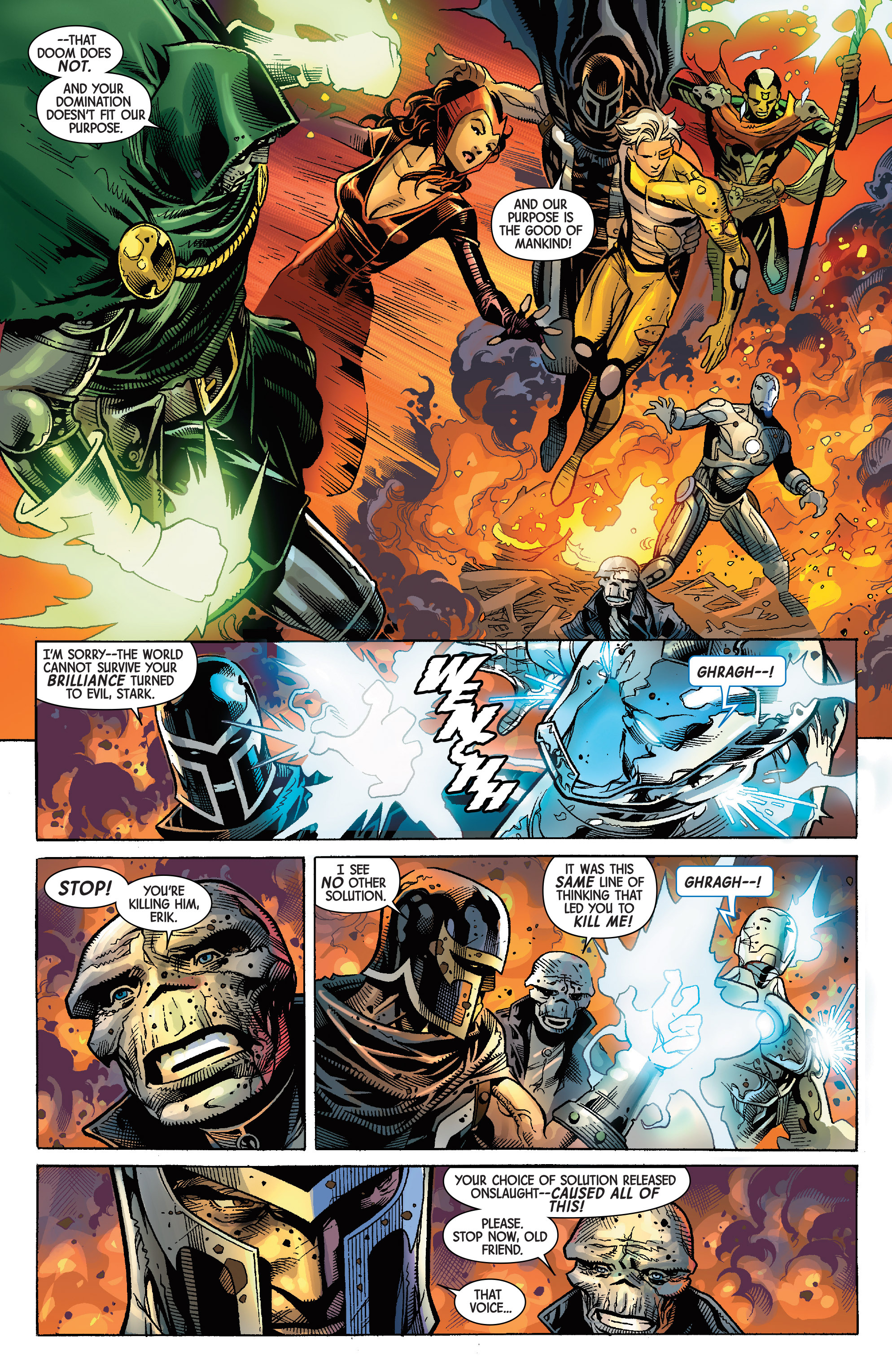 Read online Avengers & X-Men: AXIS comic -  Issue #9 - 28