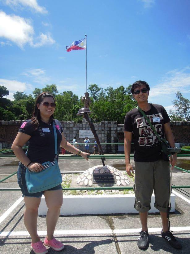 Filipino Heroes Memorial at Corregidor Island
