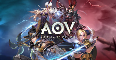 Download Garena AOV + Data Obb Terbaru