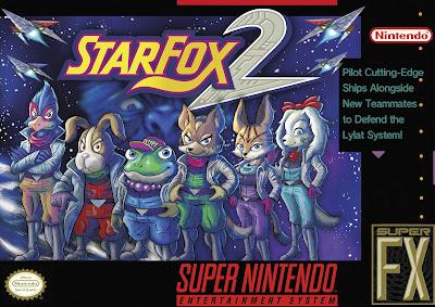 star fox 2 snes download