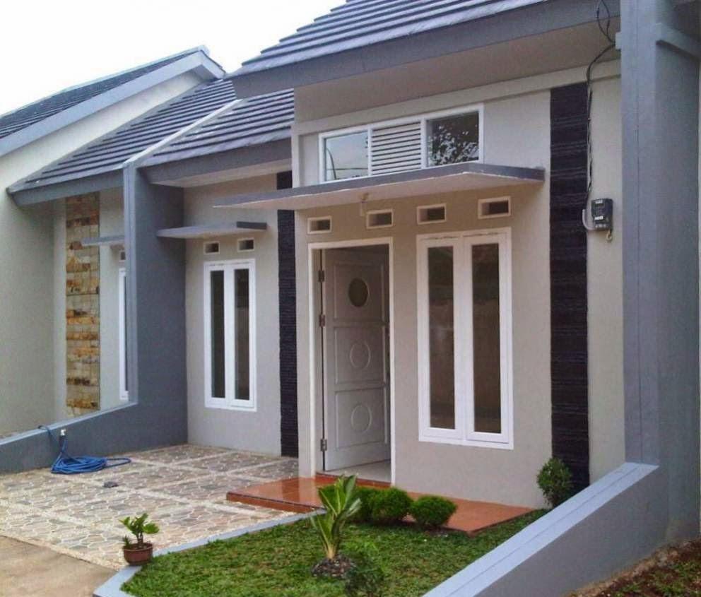 Rumah Minimalis Tipe 36 1 2 Lantai