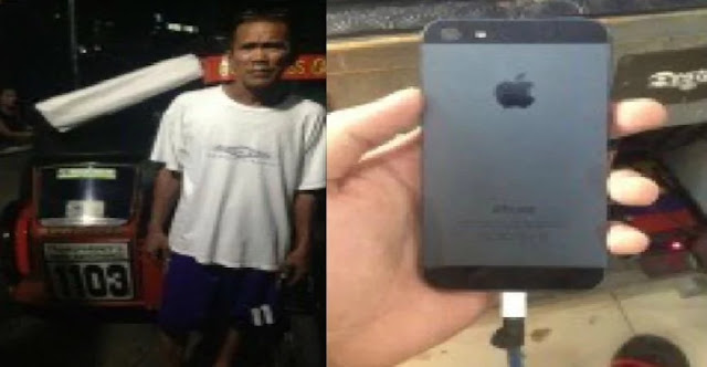 Honest Tricycle Driver Returns iPhone To His Passenger! Salute!