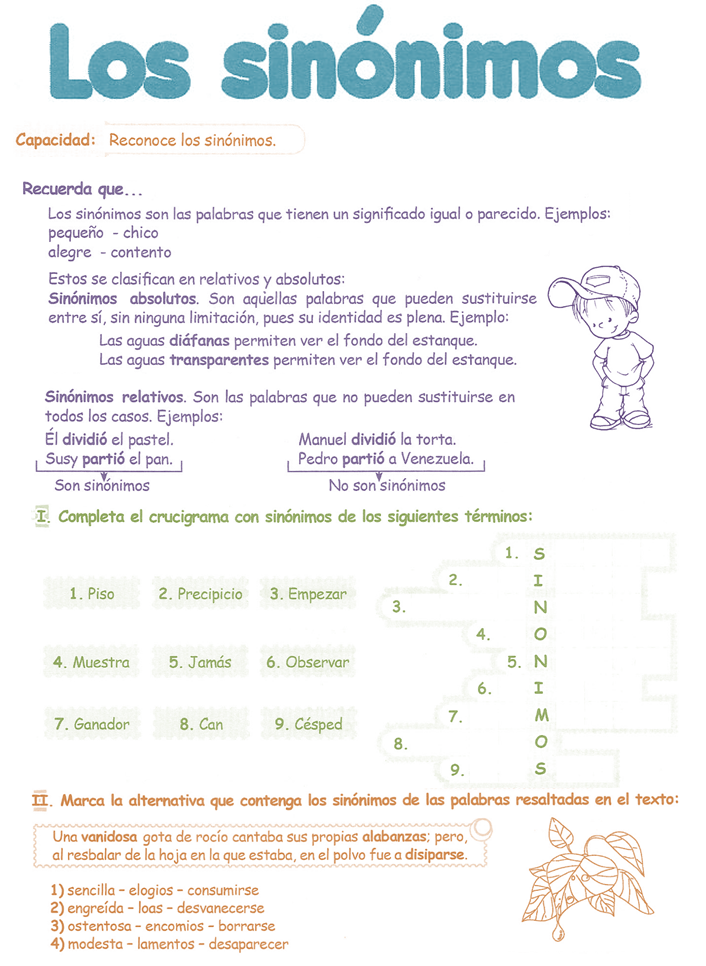 Razonamiento Verbal para Quinto Grado de Primaria 5º PDF ...