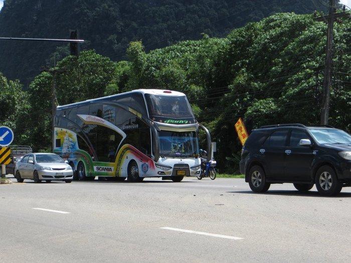 Автобус Scania