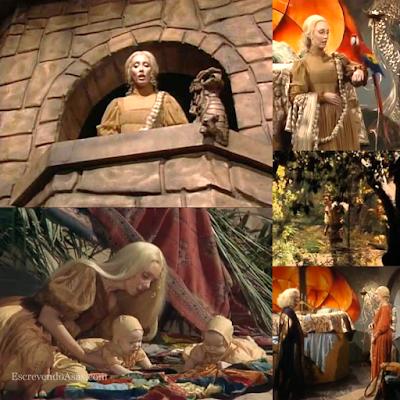 Fotos do Teatro dos Contos de Fada - Rapunzel