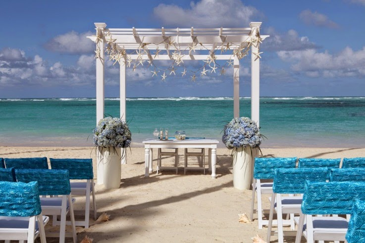 Palladium Hotels & Resorts Stunning Wedding Packages