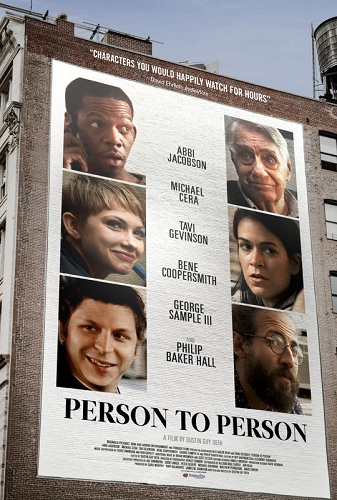 Film Person to Person 2017 Bioskop