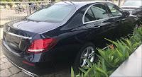 Mercedes E250 2017 đã qua sử dụng màu Xanh Cavansite