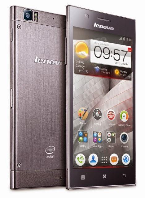 Spesifikasi dan Harga Lenovo K900 Terbaru