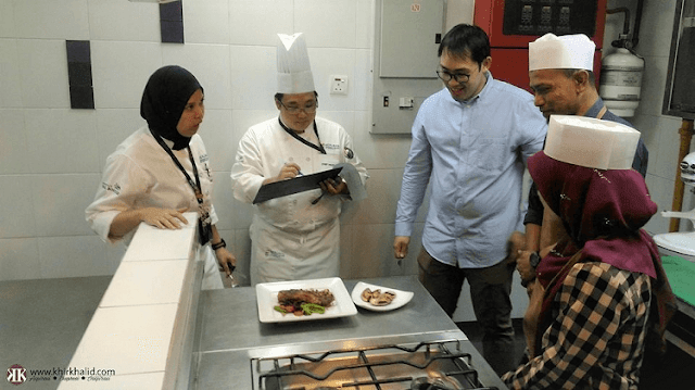 AEON Taste New Zealand Cook-Off, Berjaya University College,