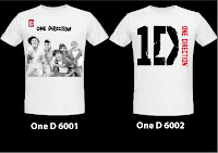 Remeras de One Direction