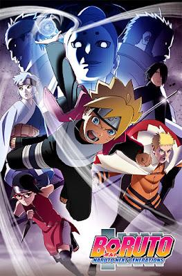 Boruto: Naruto Next Generations Anime Sub Español Mega