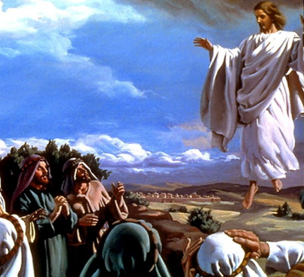 Kasih Allah Tritunggal Mandat Tuhan Yesus Waktu Ia Naik Ke Surga Untuk Kita Orang Percaya