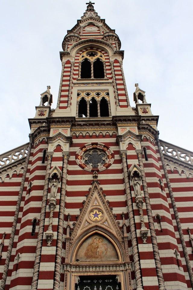 Holy Mother of Carmen church, Bogota